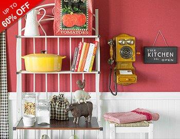 Charming Kitchen Updates & Decor