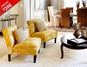 Furniture Updates Under $300
