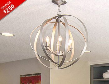 Chandeliers & Pendants Under $250