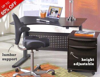 Work It: Ergonomic Home Office
