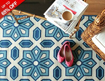 More for Your Floor: Rug Revamp