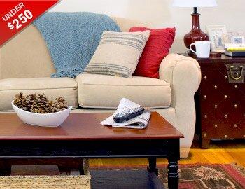 Living Room Updates Under $250