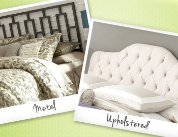 Find Your Style: Headboards