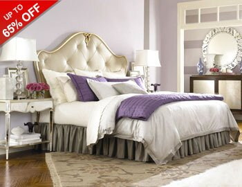Buy A Hint of Glam: Bedroom Style!