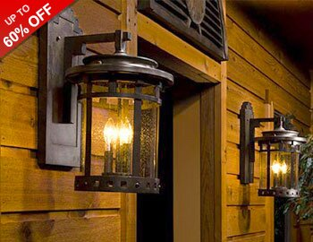 Warm Welcome: Outdoor Lighting