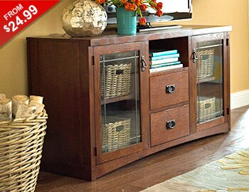 Organized Living Room From $24.99