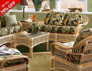 Breezy Living: Wicker Furniture
