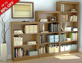 The Chic Shelf: Bookcases & Decor