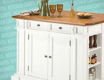 Our Top 12 Kitchen Carts