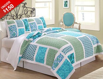 Quilts & Coverlets Under $150