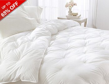 The White Sale: Bedding Basics