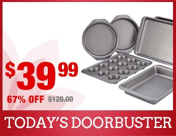 Cake Boss® 6-Piece Bakeware Set