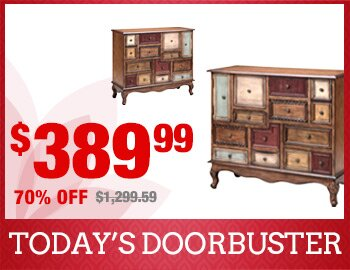 Best-Seller: Hand-Painted Chest