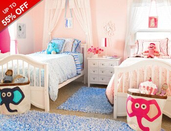 Colorful Kids' Bedroom