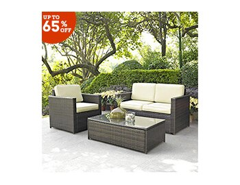 Outdoor Furniture Blowout