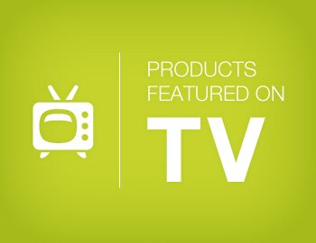 Saw Us On TV? Shop Featured Products
