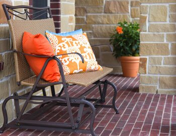 Sit & Visit: Front Porch Updates