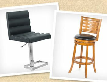 Counter Points: Barstools Under $100