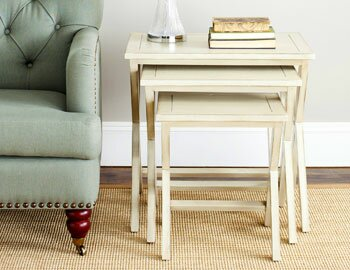Accent Tables & Stylish Storage