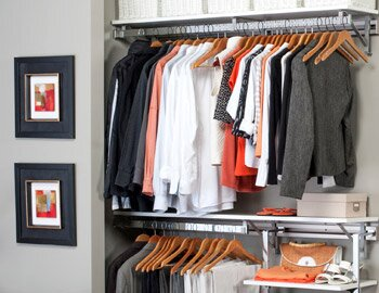Closet Organization Overhaul