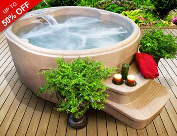 Hot Deals: Hot Tubs & Spas