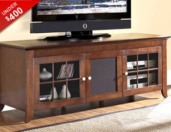 Our Favorite TV Stands Under $400