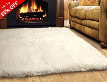 Get Cozy: Plush Area Rugs