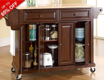 Kitchen Carts & Storage