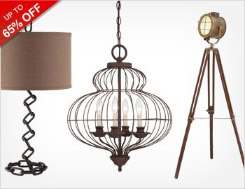 The Industrial Chic Lighting Shop