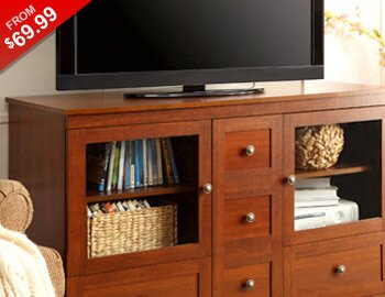 Top-Selling TV Stands From $69.99