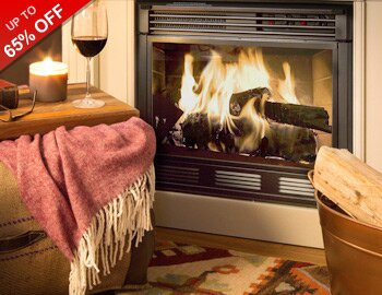 Heart of the Home: Cozy Furniture, Decor & Fireplaces