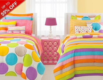 Colorful Kids Room Updates