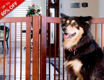 Pet Gates, Crates & More