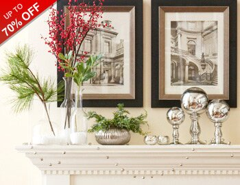 Winter Wonderland: Mantels & More
