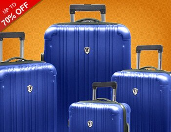 Holiday Travel: Luggage Sets