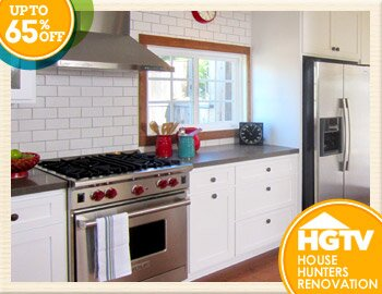 HGTV Shop: Rustic Kitchen & Dining