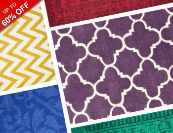 A Gem of a Deal: Jewel Tone Rugs