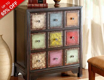 Style an Accent Chest