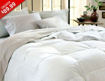Bedding Basics Under $89.99