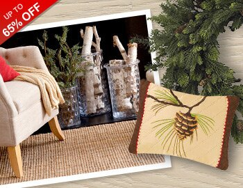 Frosty Flair: Rustic Winter Style