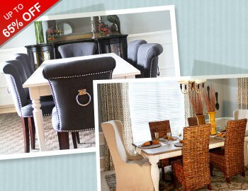 Buy Find Your Style: Dining Chairs!