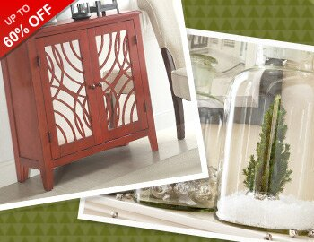 Merry Makeover: Furniture & Decor