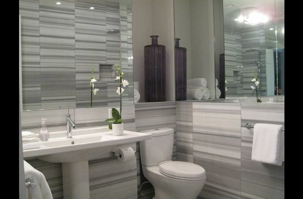 Modern Bathroom photo by PS Luxury Rentals