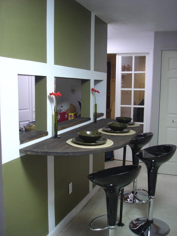 Modern Dining Room photo by Custom Home Interior Creations, LLC