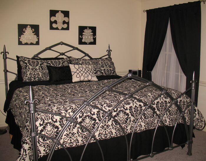 Contemporary Bedroom photo by Custom Home Interior Creations, LLC