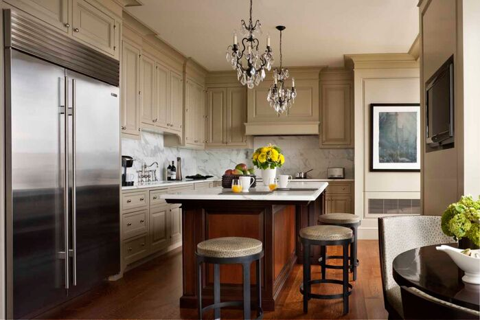 Contemporary Kitchen photo by SLC Interiors