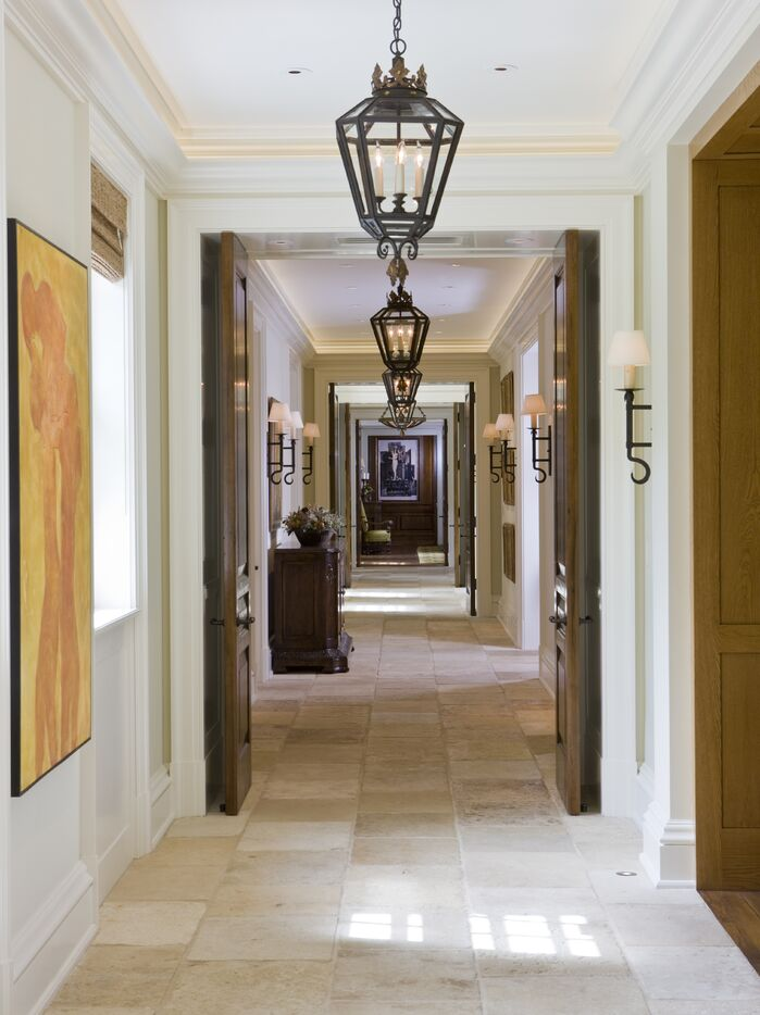 Traditional Entryway and Hallway photo by SLC Interiors