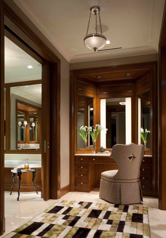 Contemporary Bathroom photo by SLC Interiors