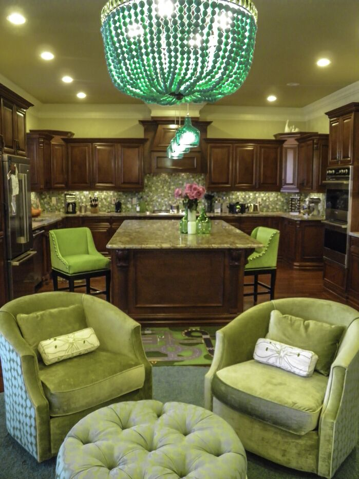 Eclectic Kitchen photo by cg creative interiors