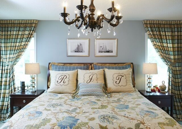 Traditional Bedroom photo by Marceau Interiors